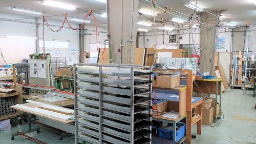 組み立て工場のイメージ