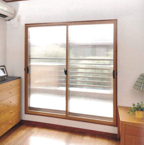 楽窓Ⅱを設置例